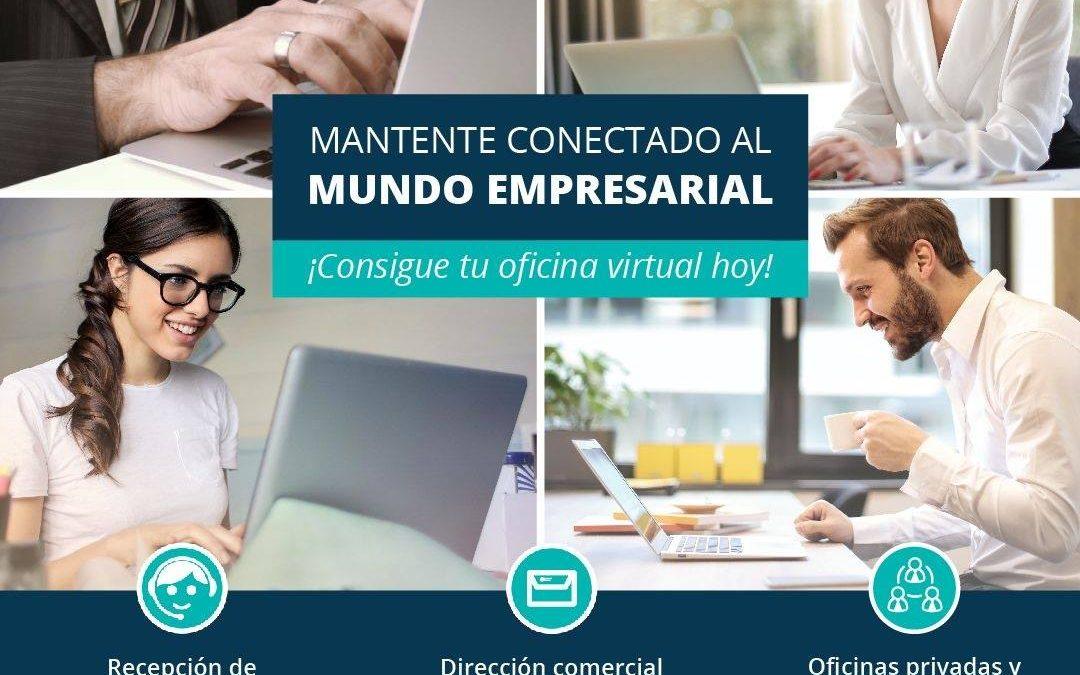 ¡Dale a tu negocio la imagen profesional que necesita con The Office Centro de Negocios!